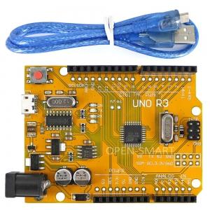 UNO R3  Electronics part