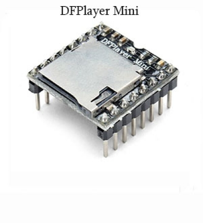 MP3 Module DFPlayer Mini